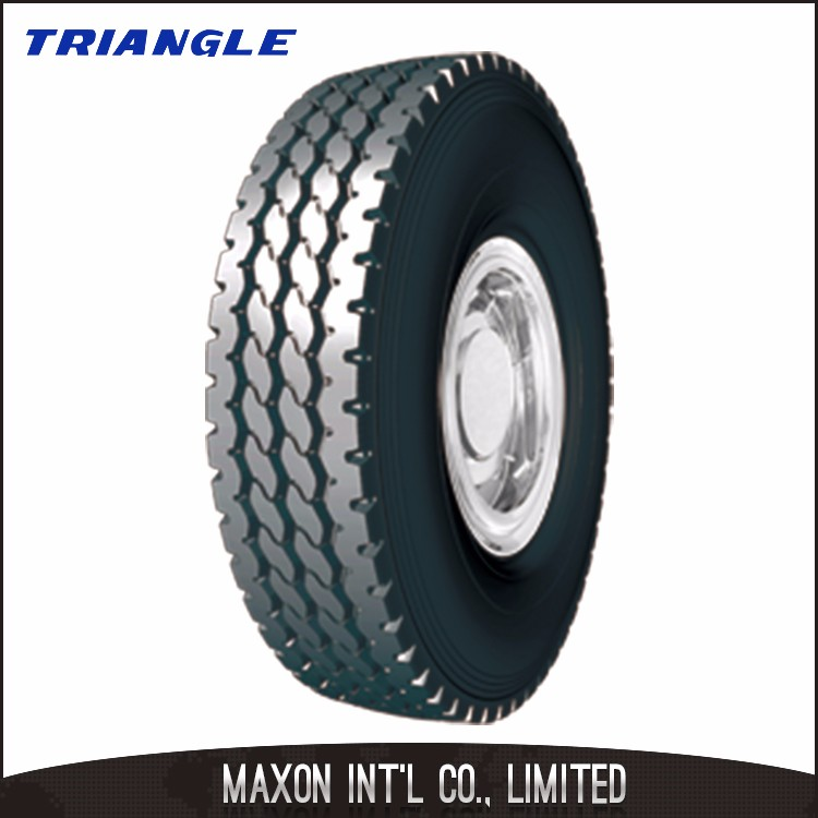 China brand resistance to punctures wear performance heavy TBR truck tire tyre