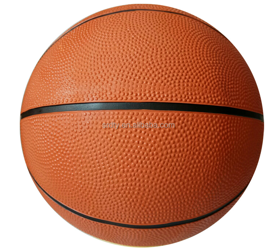 Customize your own rubber basketball Manufacturers