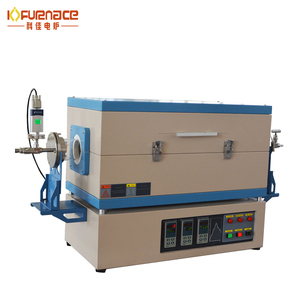 Three Zones Tube Furnace / lab tube furnace equipment for scientific research