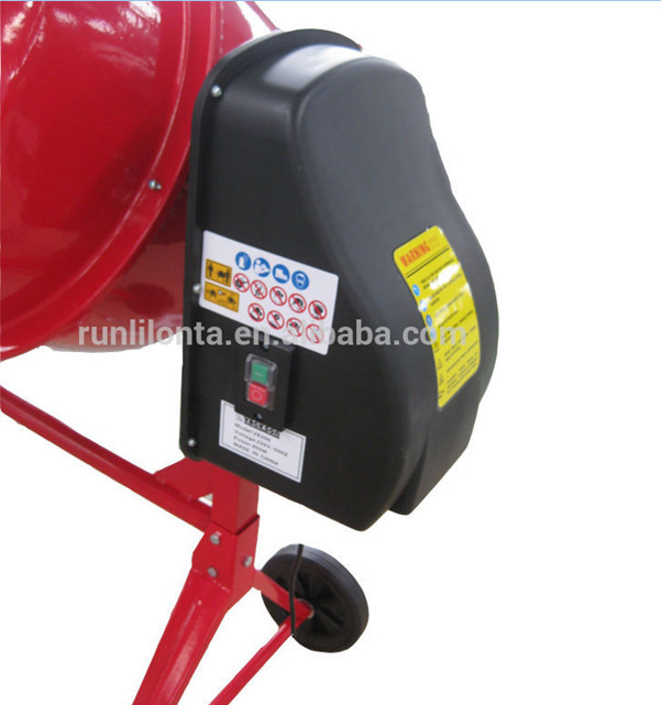 Alibaba best sellers manual mobile concrete mixer from china online shopping