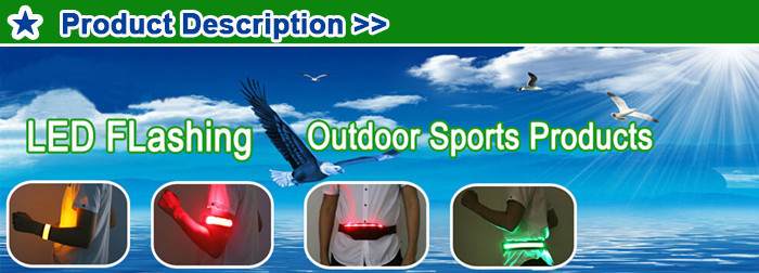 LED Safety Sports Products