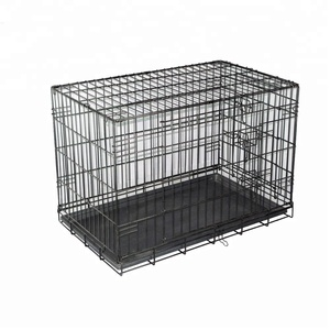 high quality dog cage wire folding dog kennel