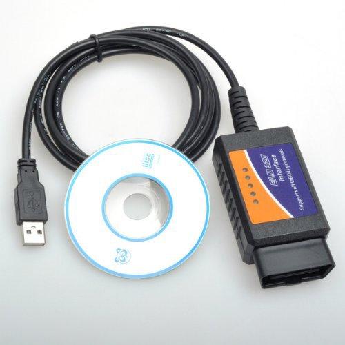 2015 new elm 327 usb wholesales obd obdii scanner car diagnostic interface scan tool elm327 usb. Black Bedroom Furniture Sets. Home Design Ideas