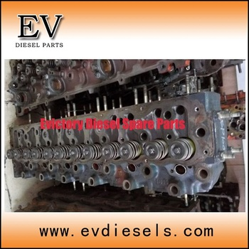 Dq100 Engine Parts Dm100 Em100 Cylinder Head Fit On Hino Use