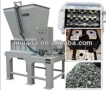 drive shredder machine