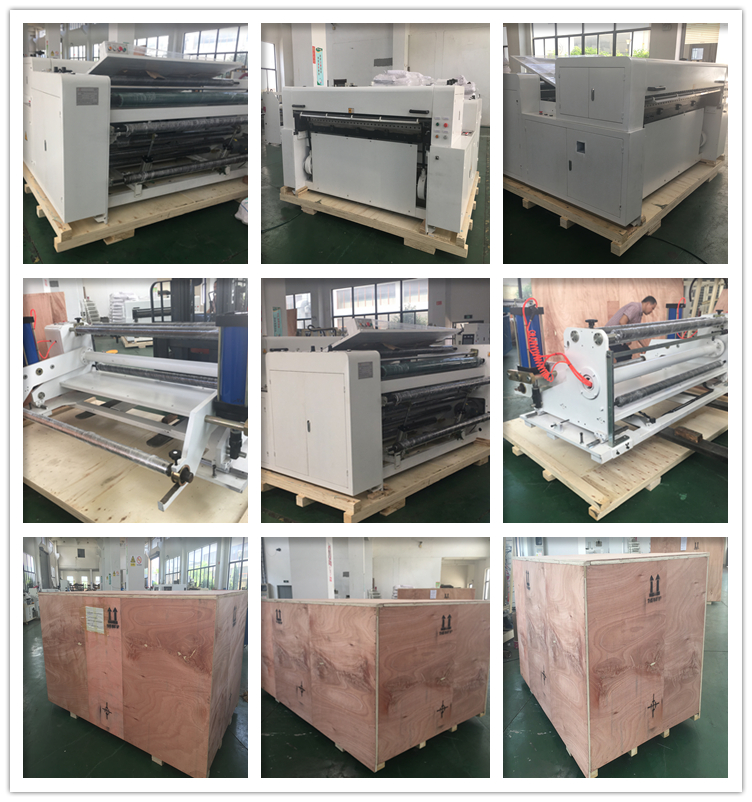 Flastic Film Slitter and Sheeter A4 Copy Paper Sheeting Machine