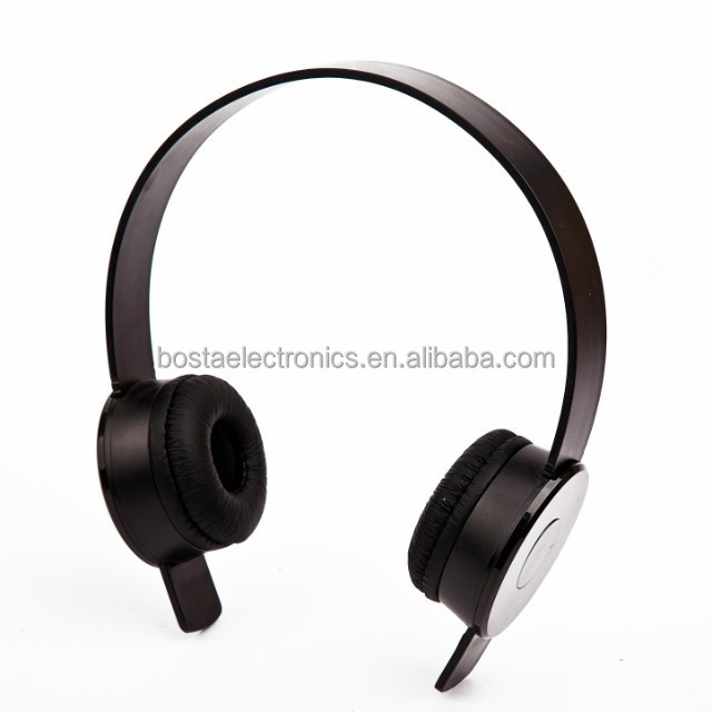 best branded headphone factory oem headphone with logo and color H041