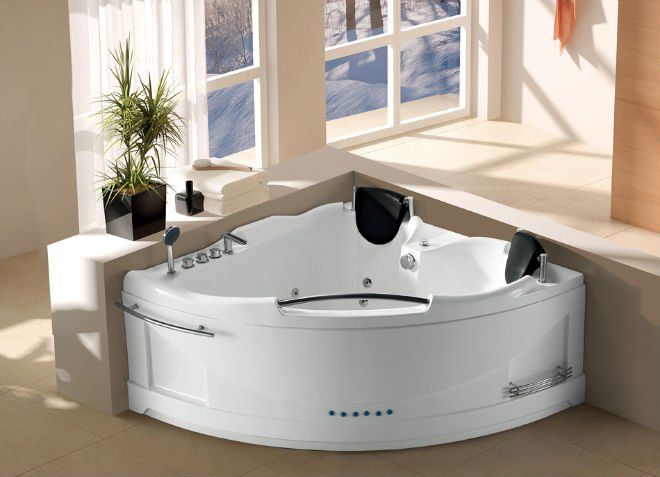 la pompe remous jacuzzi baignoire douche combo hydro. Black Bedroom Furniture Sets. Home Design Ideas