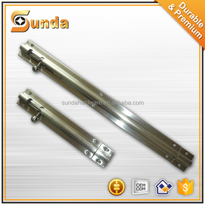 Stainless Steel Extention Flush Door Bolt Door Hardware