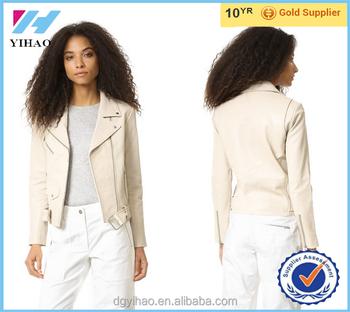 Yihao Dongguan Humen Pu Girls Wholesale Cheap Xxx Leather Jacket ...