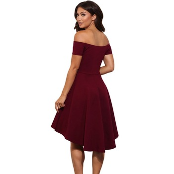eb06bf7e755 Z92440A 2017 Hot Selling Night Club Women Dress Sexy Backless Off-shoulder Party  Wear Women