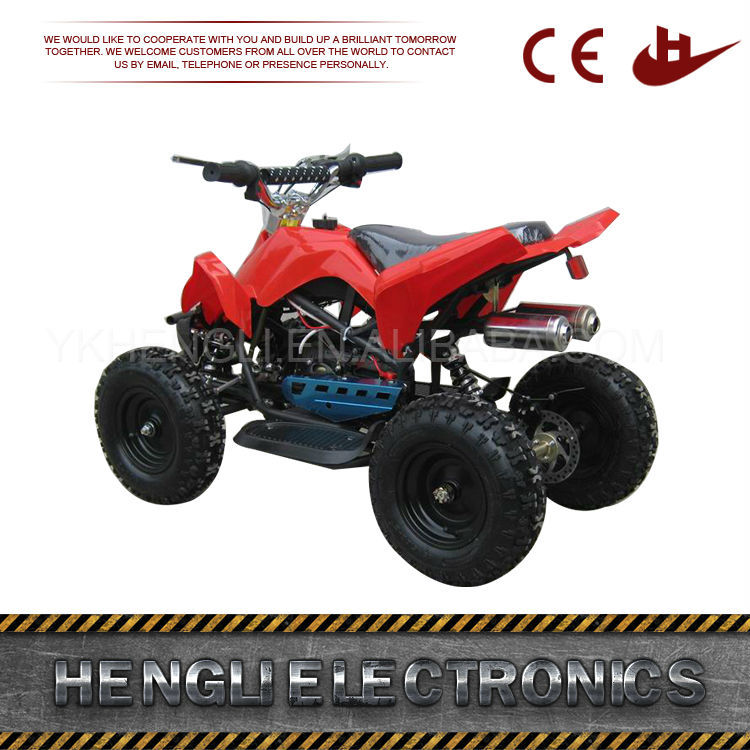 Ce 200W 48V 12V 9Ah Cheap Qualified Adult Electric 350Cc Eec Racing Atv For Sale