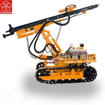 HONGWUHUAN high quality vertical borehole drilling rig