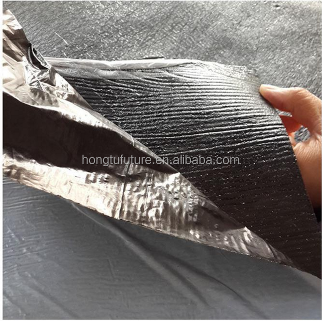 Best price Self-adhesive Bitumen Waterproof Membrane