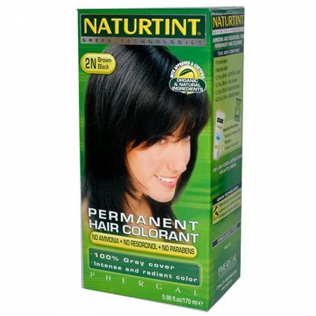 Buy Naturtint Hair Color2n Black Brown 528 Fz In Cheap Price On