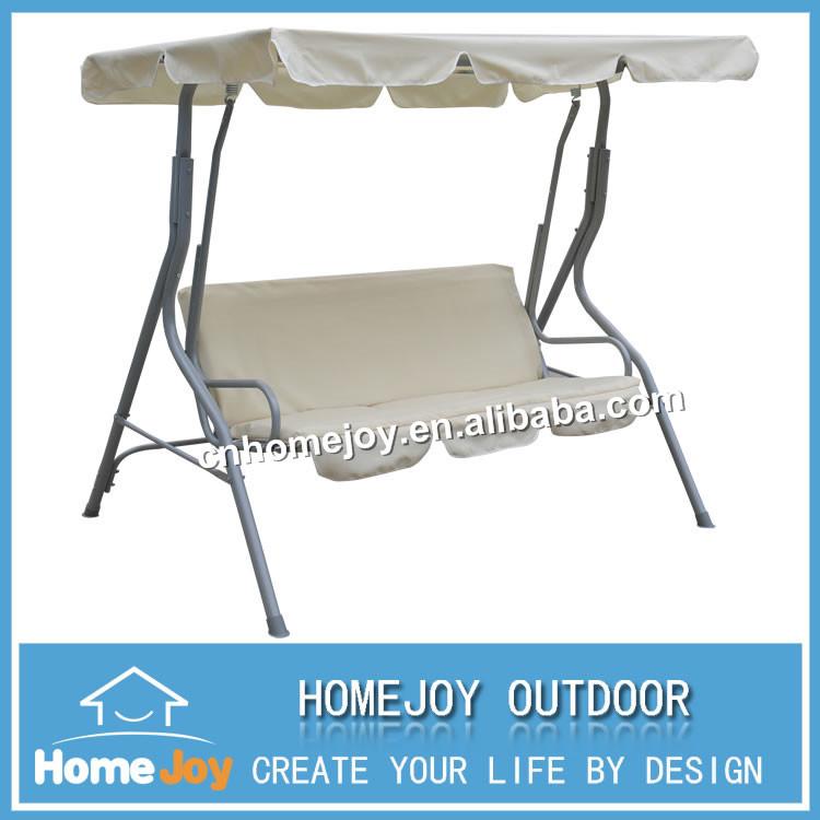 Jardin ext rieur double balan oire chaise 2 personnes - Balancoire 1 personne ...