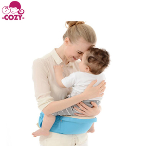 2018 New Design Lightweight China Wholesale Price Baby Backpack Carrier 4 in 1 Baby Hip Seat Carrier Sling Wrap for Mom and Dad