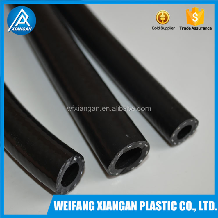 8.5mm high pressure made as korea black spray pvc hose