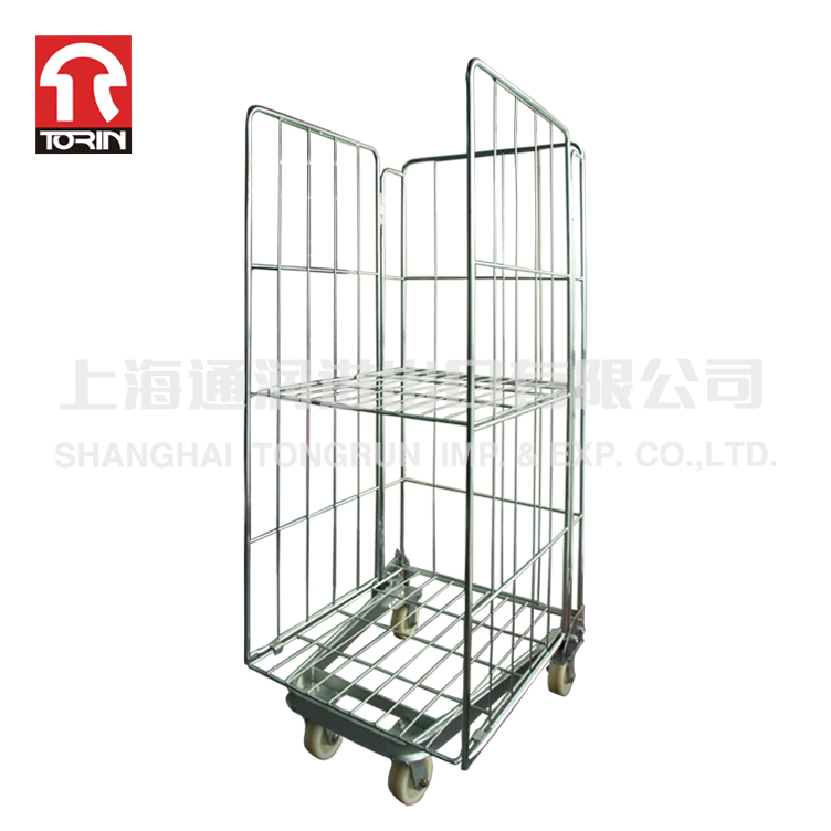 TORIN SWK1005 Industrial Workshop Various Type Hand Cargo Trolley Logistic Cart