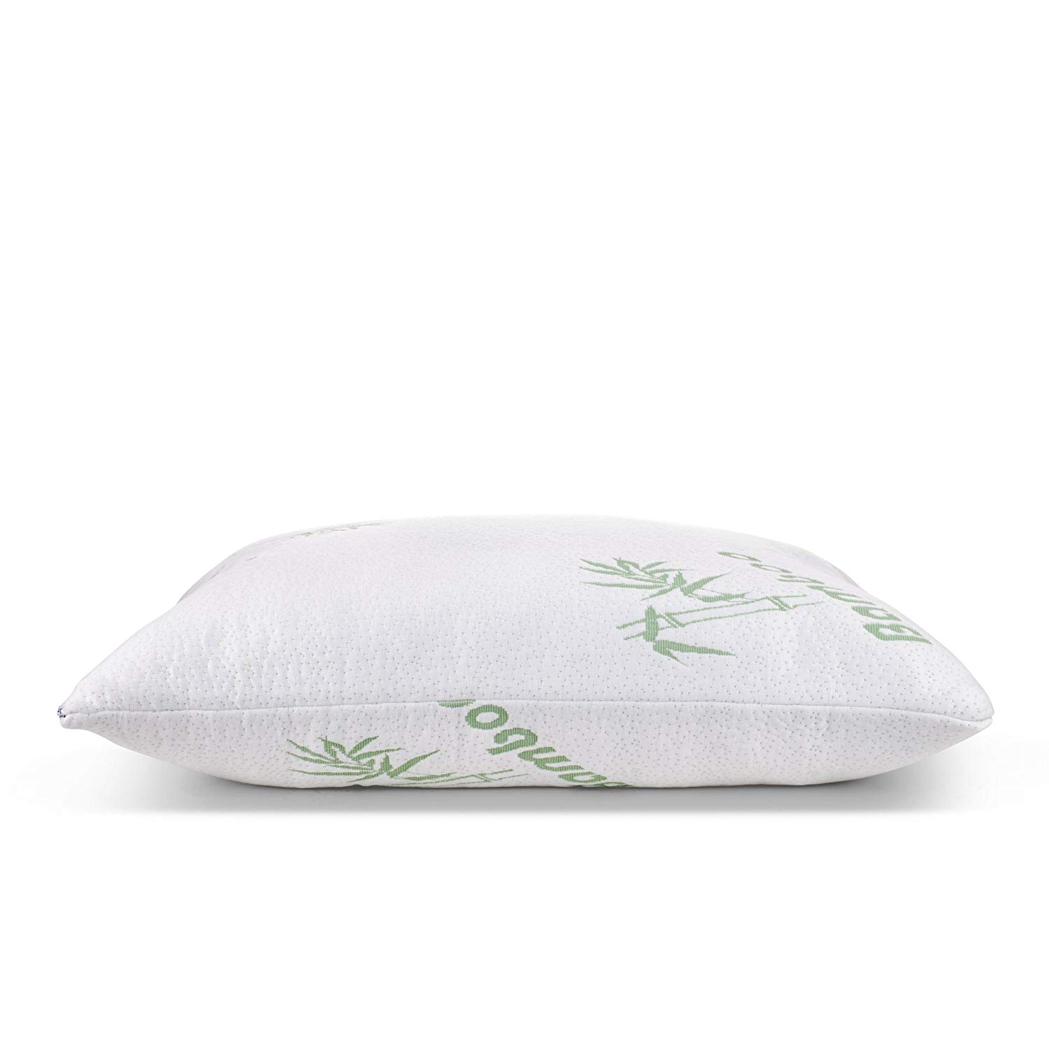 wholesale bamboo fiber fabric queen size shredded memory foam filling pillows