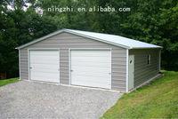 Home garage prefab building