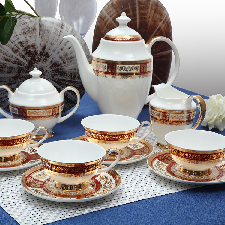 Custom Personalized Restaurant Dinnerware Dish bone china Dinner Set