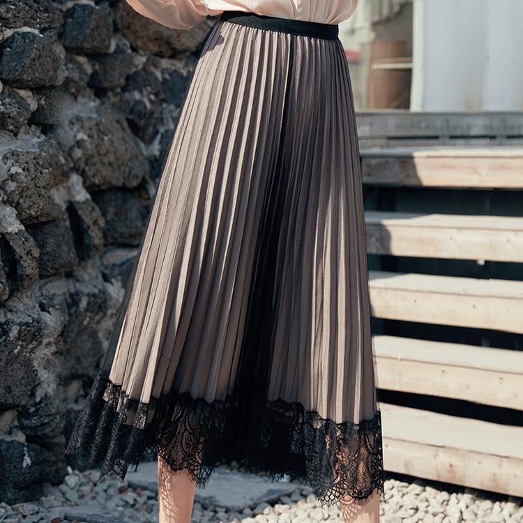 1a3b4c20a Venta al por mayor faldas para damas largas-Compre online los ...