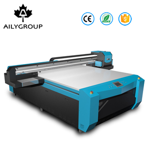 3D Effect Automatic UV LED Printer Large Format DX5 Print Headsfor Phone Case/Acrylic/Glass/Wood/Ceramic/Label