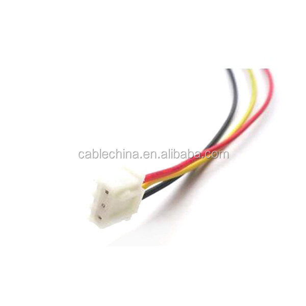 3 pin 2.50mm pitch wire harness