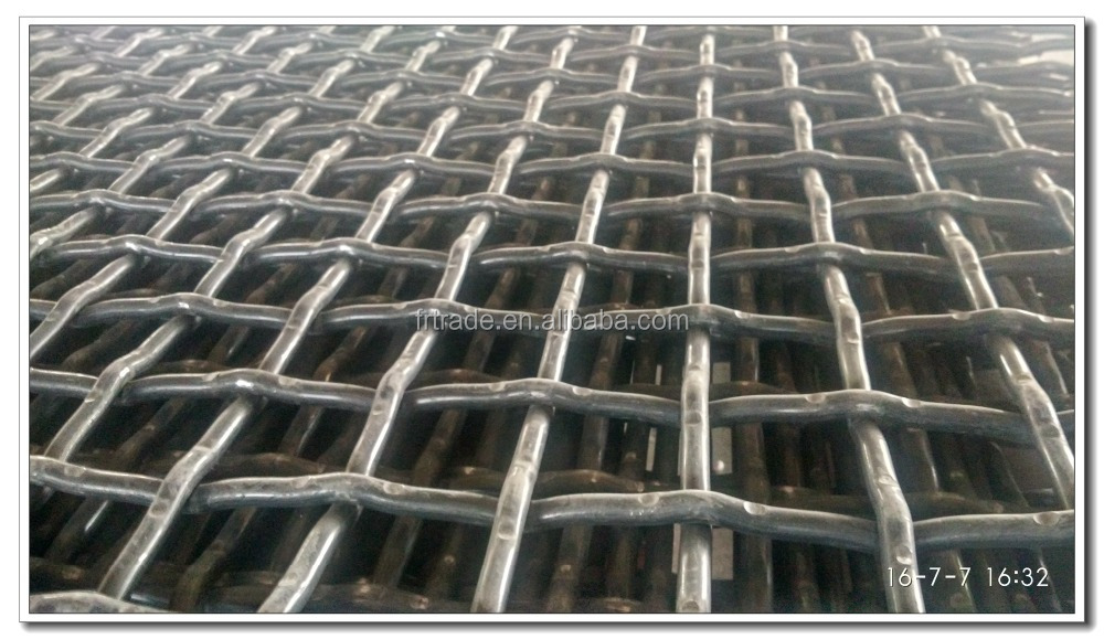 Sifting screen mesh