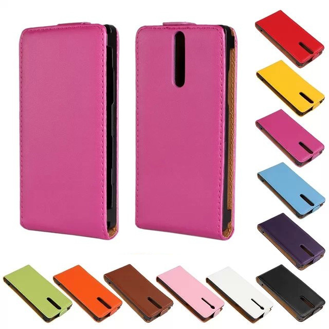 new style e29fd 59008 Buy For Xperia S Lt26i Case , Vintage Vertical Flip Magnetic Cover ...
