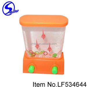 Hot selling water games plastic water machine toys for kids