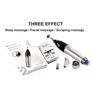 Electric Pulse pen Energy Meridians Tools Automatic Test Point Pain Relief Acupuncture Massage Pen