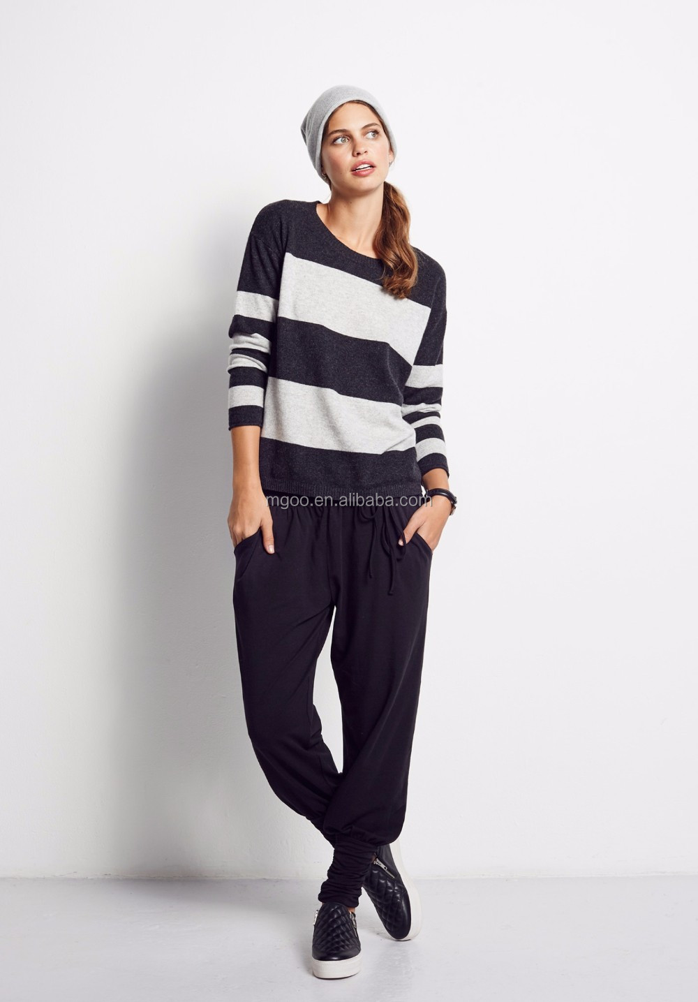 ae3c3b7ca Ladies Knitwear Plus Size Custom Own Logo Mixed Colors Sweaters Last Design  Cable Knit Dress