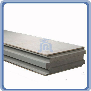 Composite Board.high quality construction material bricks export,Calcium Silicate Board