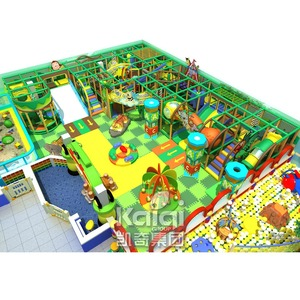 KAIQI soft kids plastic commercial indoor playground equipment