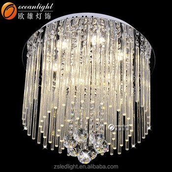 Simple modern style design crystal ceiling lampindoor motion sensor simple modern style design crystal ceiling lamp indoor motion sensor ceiling light ceiling mount aloadofball Gallery