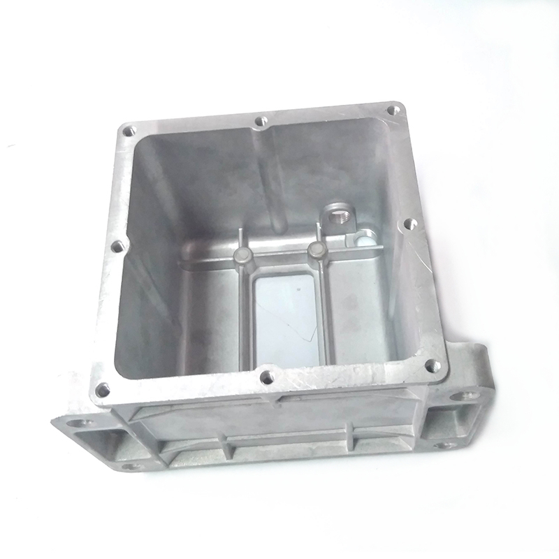 customized aluminum vacuum pump housing and casing cover