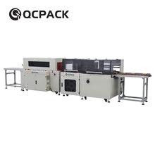 BTH-450+BM-500L side sealing biscuit carton packing machine with automatic operation