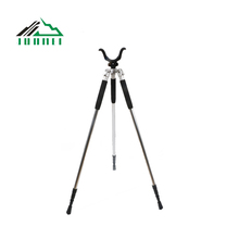 Jacht apparatuur Backcountry Verstelbare intrekbare outdoor Jacht <span class=keywords><strong>Schieten</strong></span> stick statief pole