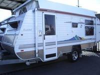 Caravan Regent Xtreme 16' - Buy Caravans Product on Alibaba.com