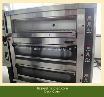201 stainless steel electric bakery oven prices double deck oven used pizza ovens for sale