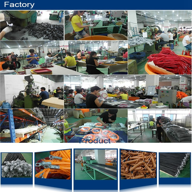Factory Wire Suspension Kit Emergency Lighting Steel Wire Rope Cables