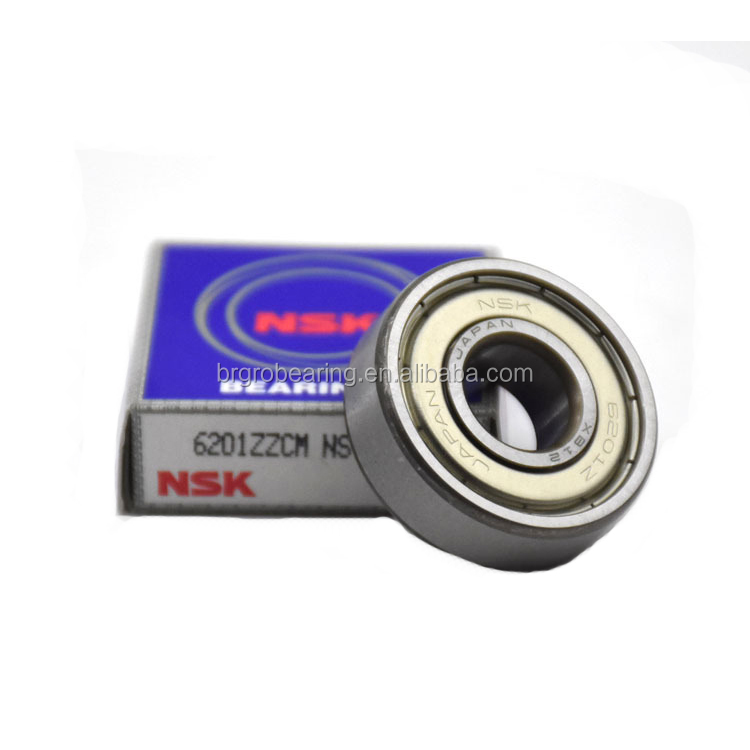 6207 DU NSK Ball Bearing 35x72x17 mm deep groove ball bearing 6207ddu