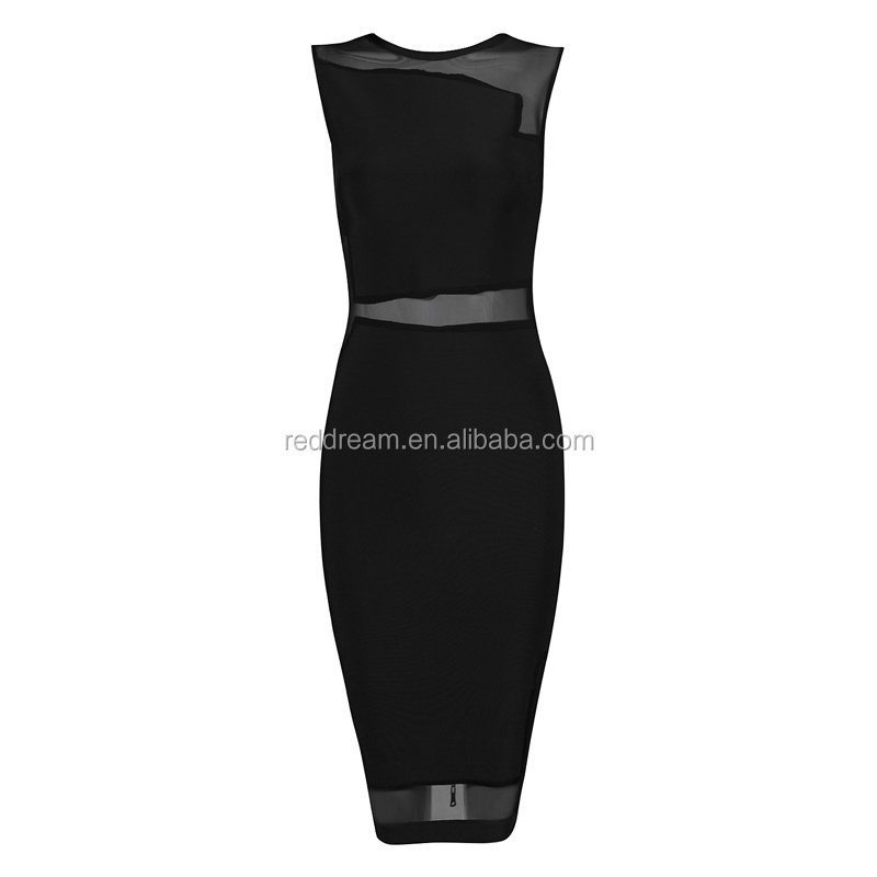 2016 Canton fair hot sale bandage dress with good quality sexy lady party bandage dress bodycon accept dropship OEM H1561