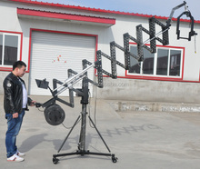 Full Functions Telescopic Camera Jib Be Used By DV/DSLR/EX/Professional/Broadcast Cameras