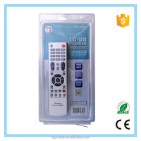 Many moulds for OEM all kinds of universal tv remote control