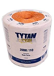 TYTAN INTERNATIONAL Baler Twine, Orange