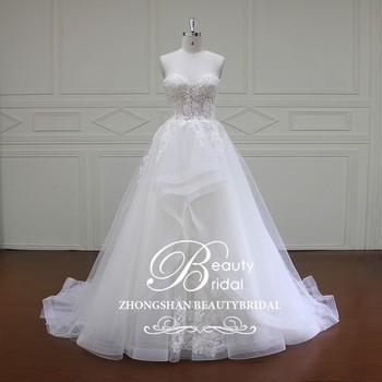 Backless Wedding Dress Patterns