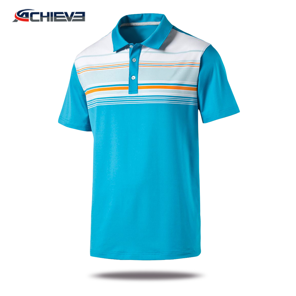 Polo Shirts Wholesale China Achieve Sportswear Clothes For Men Buy